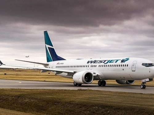 93% des services de WestJet pas affectés par l'incident du Boeing 737 MAX 8