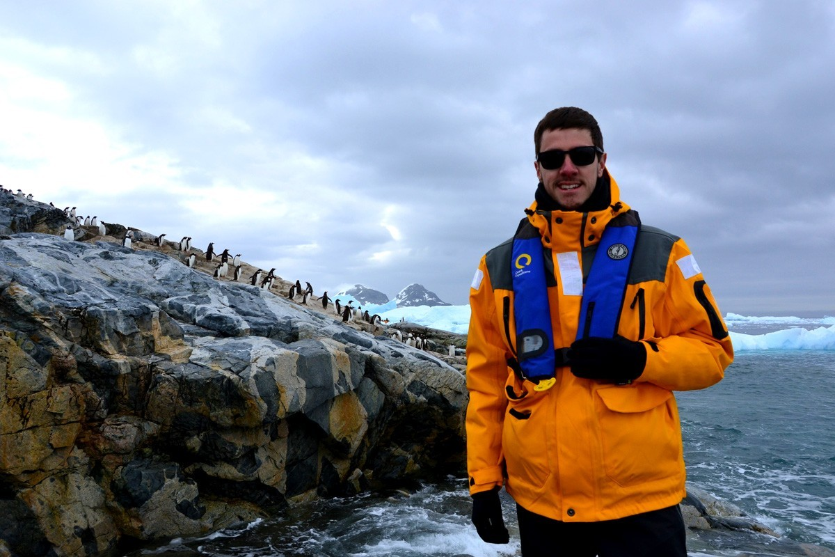 Croisière en Antarctique : Mathieu Robert de Celebrity Cruises raconte