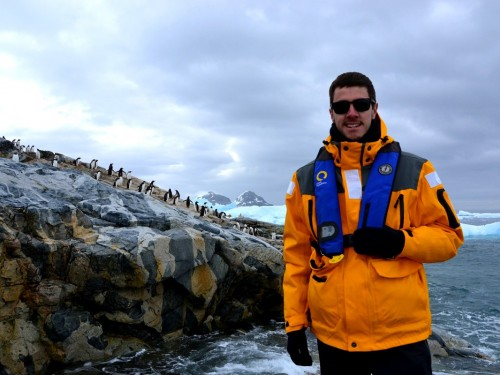Croisière en Antarctique : Mathieu Robert de Celebrity Cruises raconte