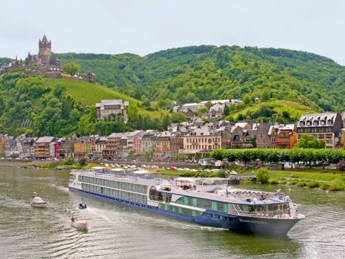 Avalon ajoute des croisières européennes plus courtes pour 2020
