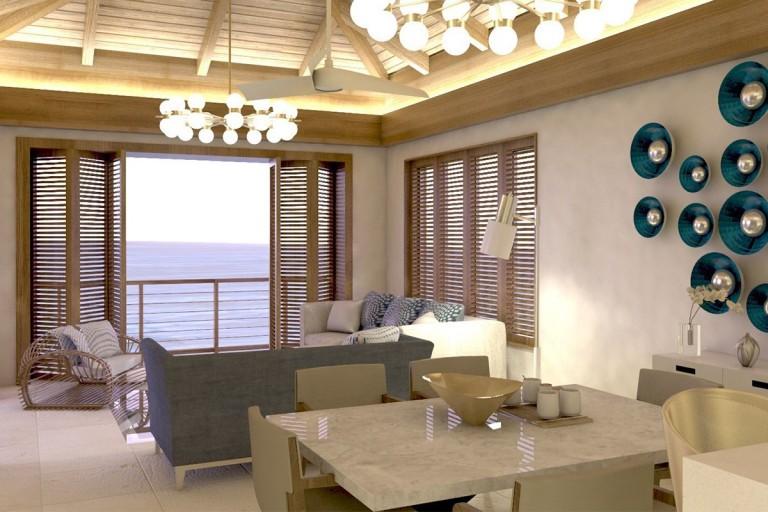 Le Royalton Antigua aura... des bungalows sur l'eau !