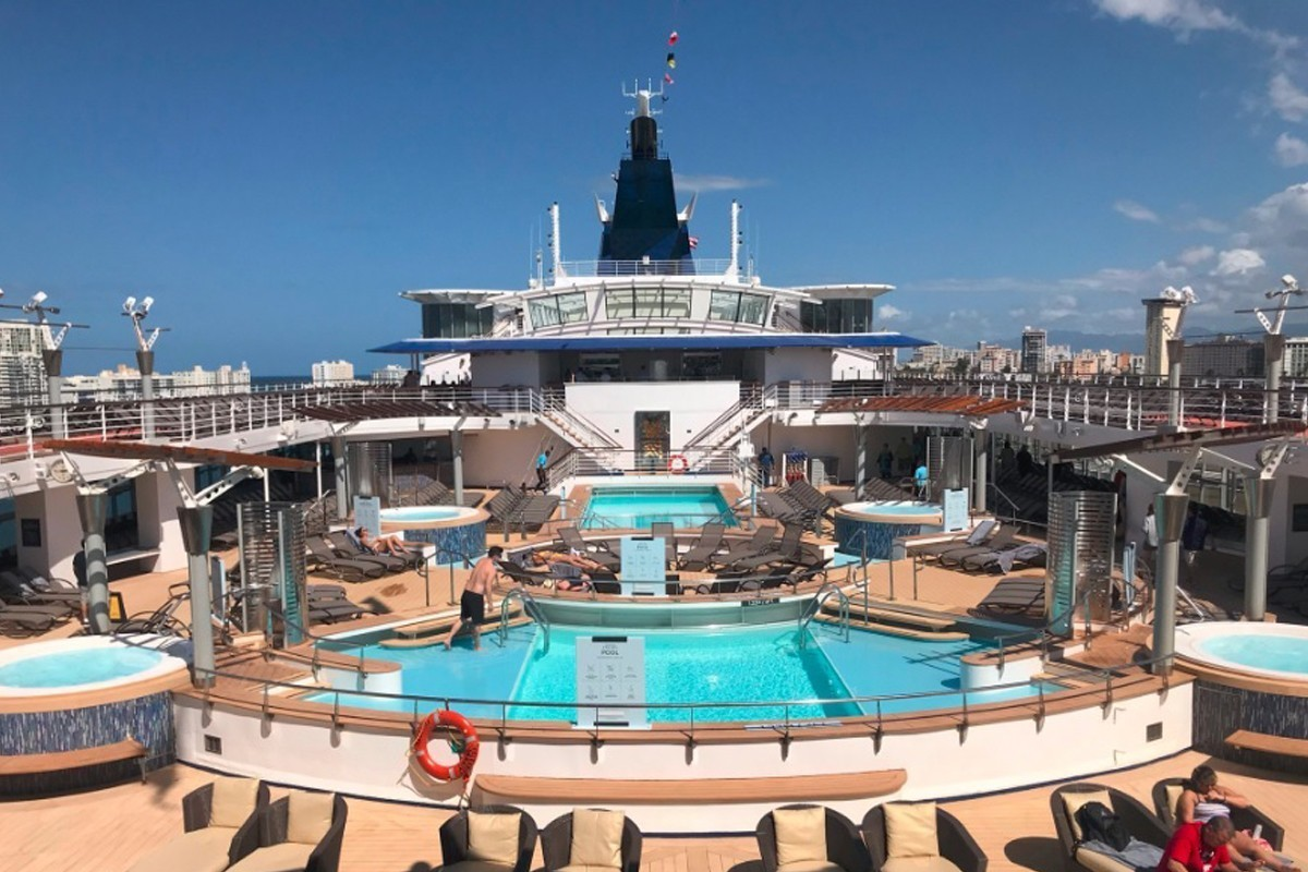 PHOTOS : Celebrity Summit se montre après des rénovations de 500 M $