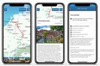 AmaWaterways lance une nouvelle application mobile