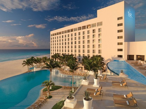 PHOTOS : réouverture de l'hôtel Le Blanc Spa Resort à Cancún