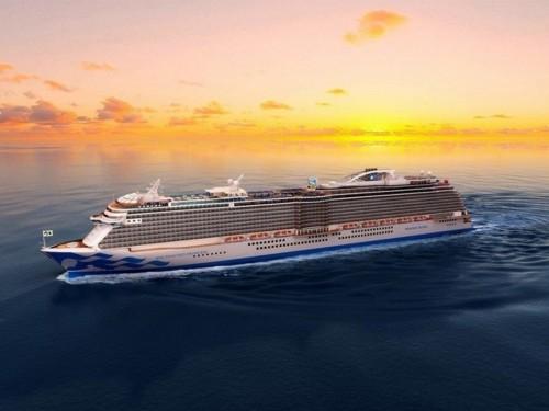 Princess Cruises ajoute deux nouveaux navires à sa flotte