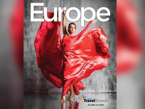 Voyages TravelBrands présente sa nouvelle brochure sur l'Europe