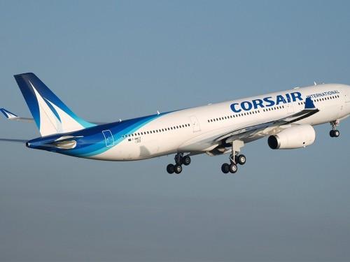 Corsair volera toute l'année entre Paris et Montréal