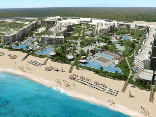 Un nouveau Planet Hollywood Beach Resort va ouvrir à Cancún