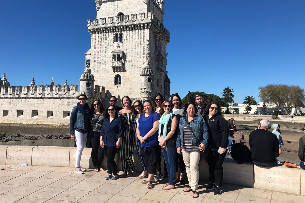 De l'Algarve à l'Andalousie : voyage de familiarisation de Tours Chanteclerc