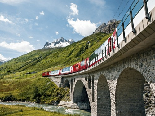 Un éducotour en Suisse à gagner avec Rail Europe et Swiss Travel System