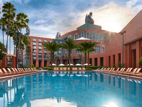 Des hôtels d'Orlando se joignent au programme Jouez de Vacances Air Canada