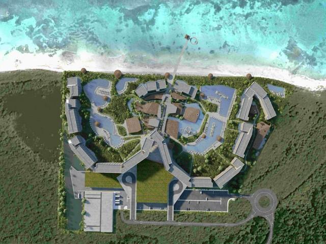 Un nouveau hôtel tout inclus en Jamaïque... et il sera gigantesque !