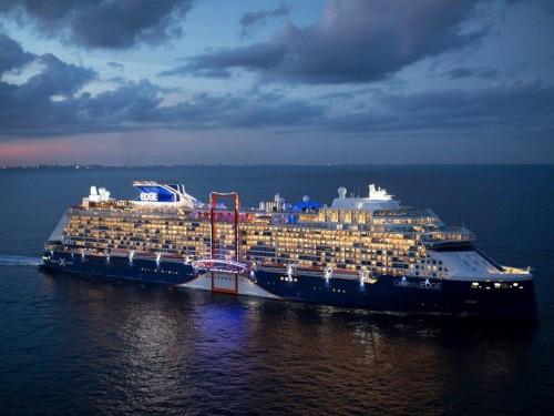 Celebrity Cruises : un cinquième navire de la classe Edge en commande