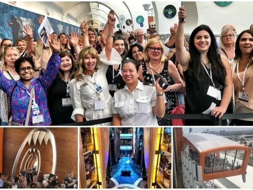 Deux navires, un week-end : Celebrity Cruises offre aux agents un traitement « jet set »