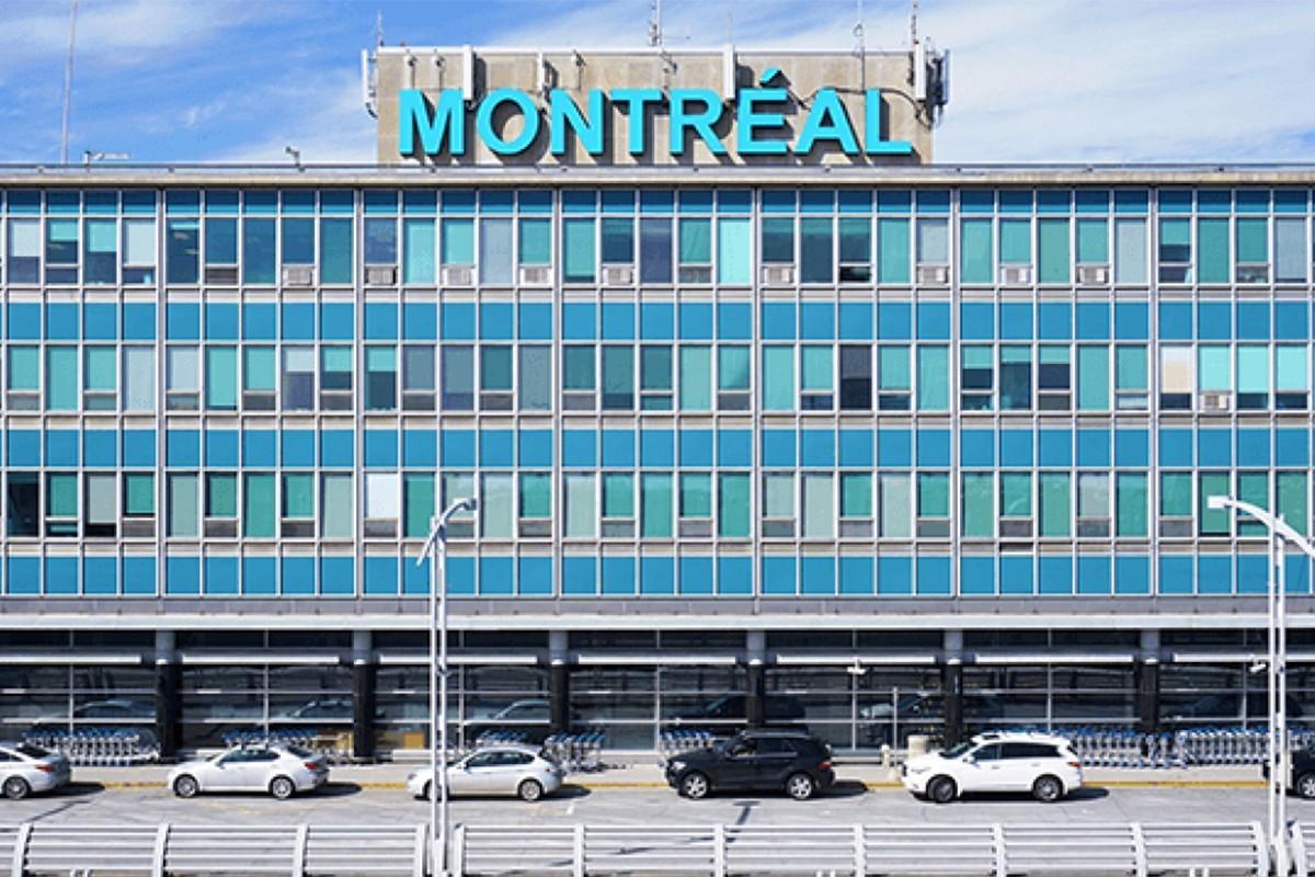 Aéroports de Montréal : nouvel aménagement de la zone réglementée
