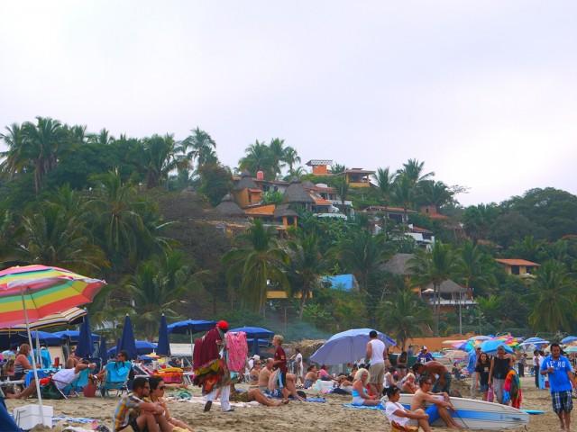 Ottawa met en garde les Canadiens contre les plages contaminées au Mexique