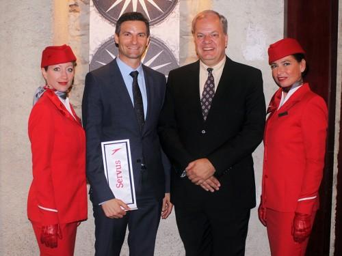Austrian Airlines : Vienne en direct de Montréal toute l'année !