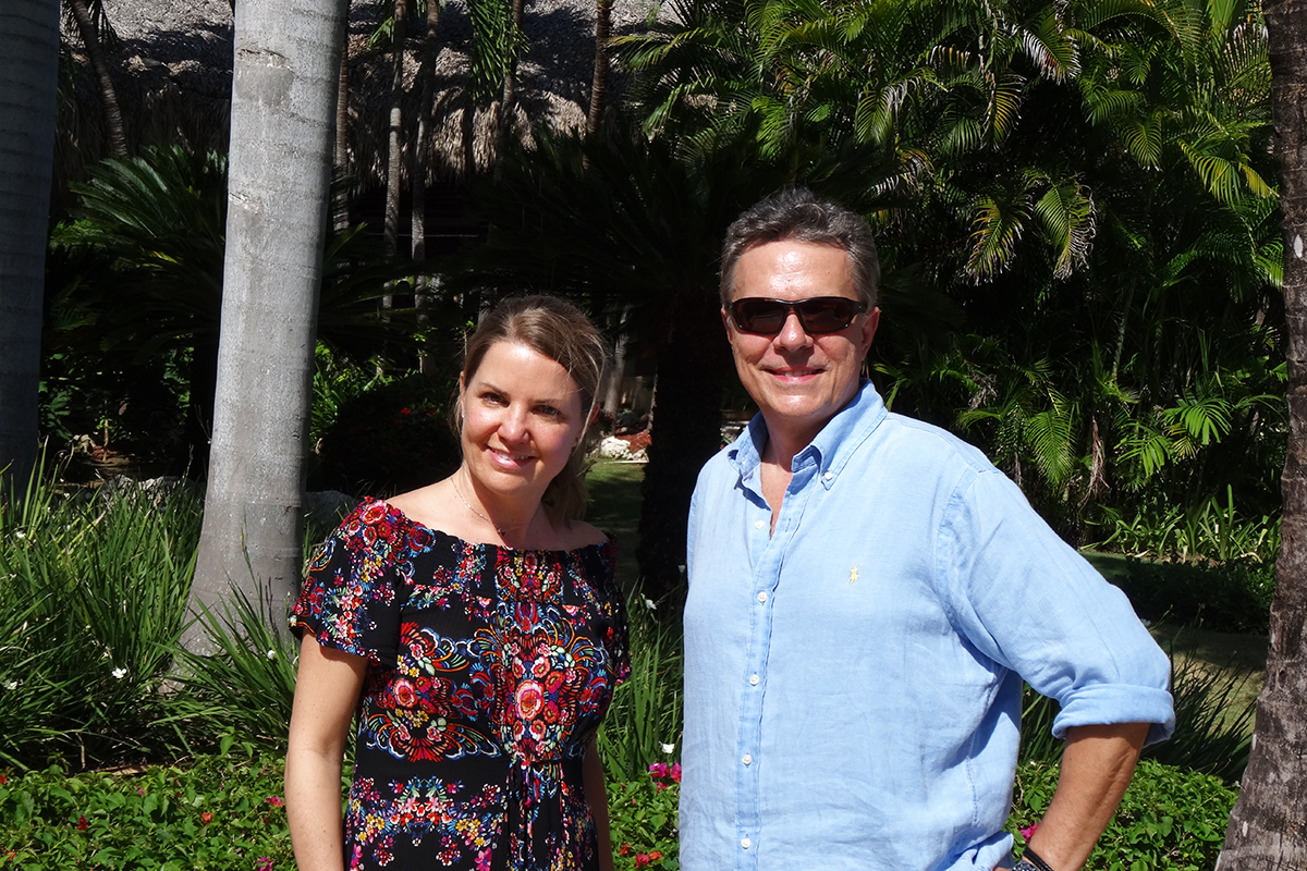 PAX à destination : VED « saisit les opportunités » au Club Med Punta Cana !
