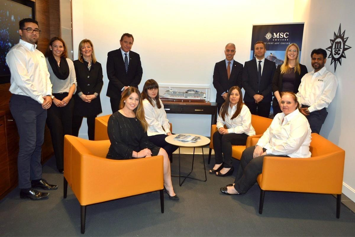 MSC Cruises met le paquet pour séduire les conseillers francophones
