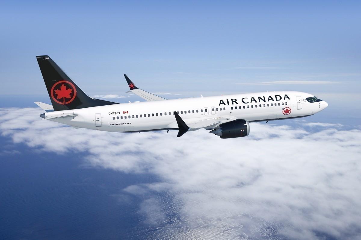 Air Canada : bénéfice net de 345 millions $ au 1er trimestre de 2019