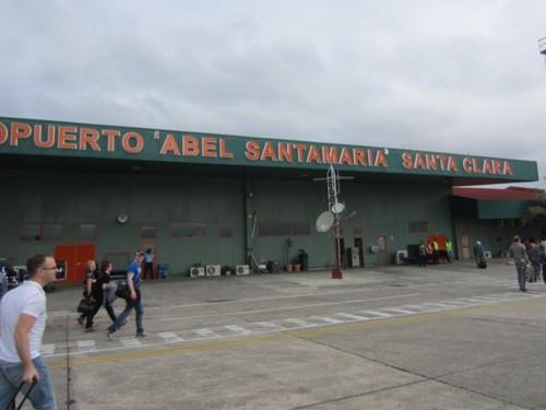 Cuba : retour à la normale pour l'aéroport de Santa Clara