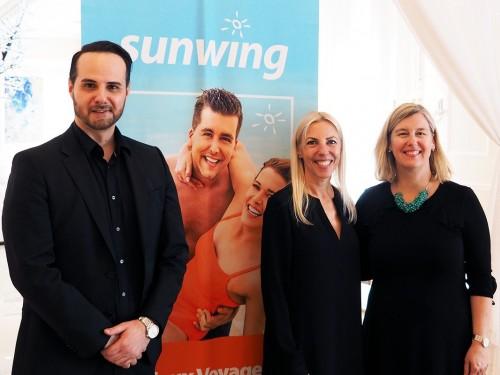 Sunwing voit grand pour la saison 2019-2020