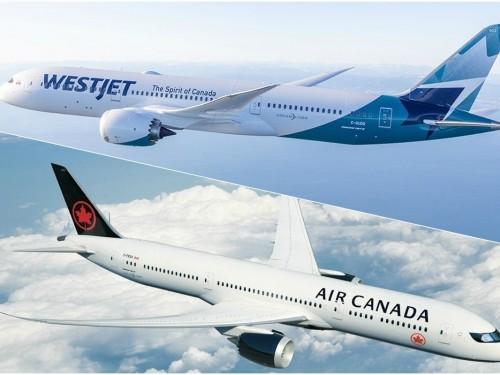 Malgré les B 737 MAX 8, Air Canada et WestJet enregistrent un bénéfice record