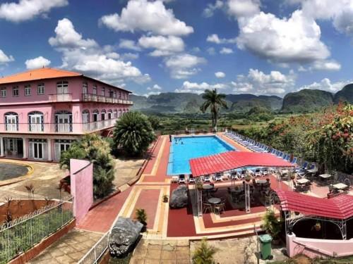PHOTOS : Un hôtel familial et abordable à Viñales, Cuba