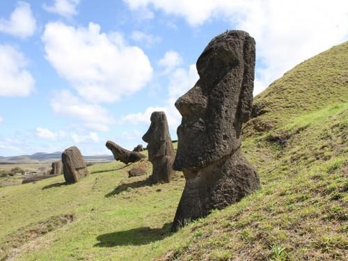Fascinante Île de Pâques