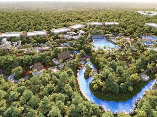Jungala : un parc aquatique de luxe ouvert cet été sur la Riviera Maya