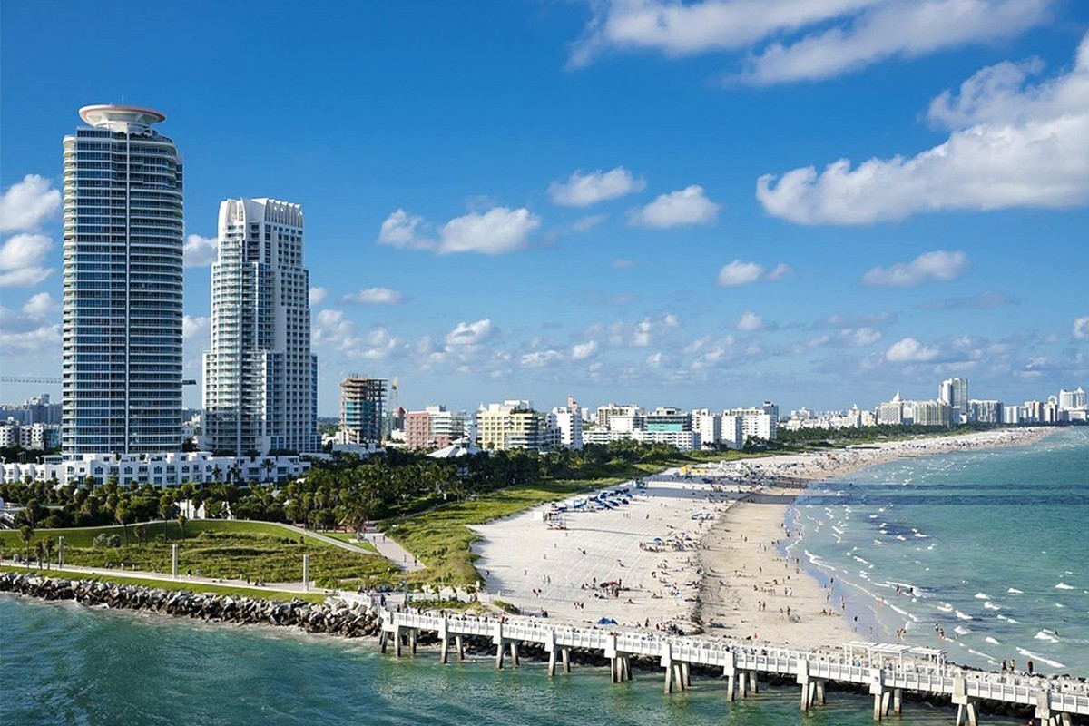 PAX - Miami : un nombre record de touristes
