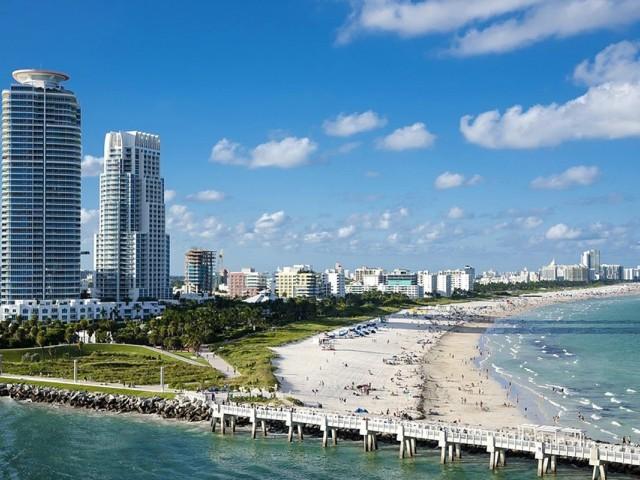 Miami : un nombre record de touristes