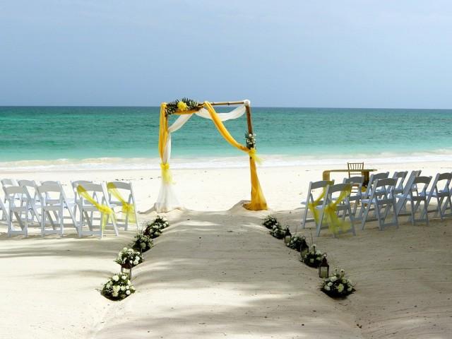 PAX à destination: 5 lieux pour célébrer son mariage à la Barbade