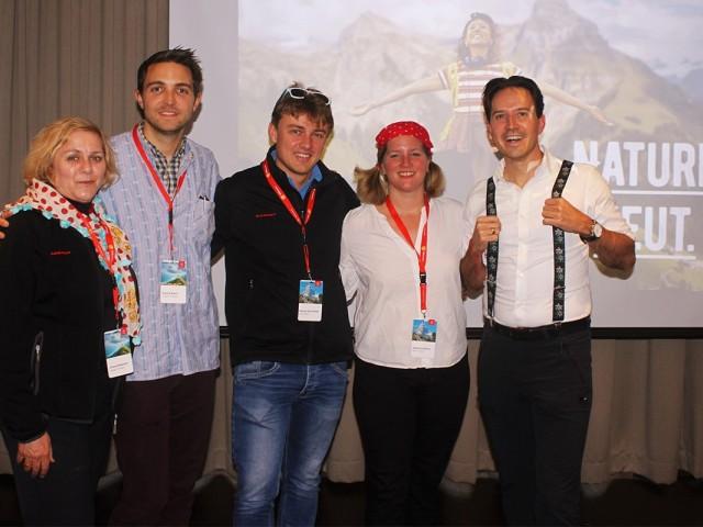 Suisse Tourisme lance aux Québécois un appel à la nature