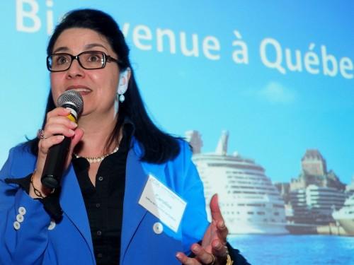Québec mise sur les agents pour vendre des croisières vers la Nouvelle-Angleterre