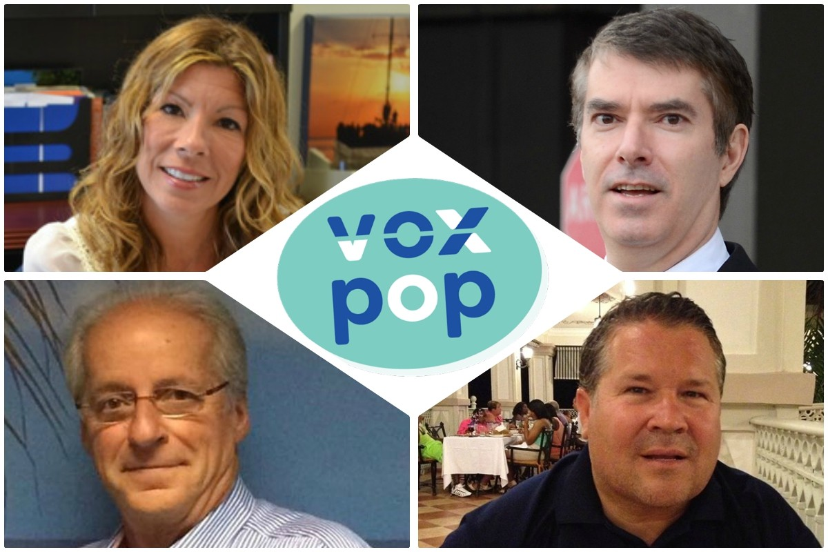 VOX POP : l'acquisition éventuelle de Transat par Air Canada ; Services de passeport express : cela en vaut-il vraiment la peine ?