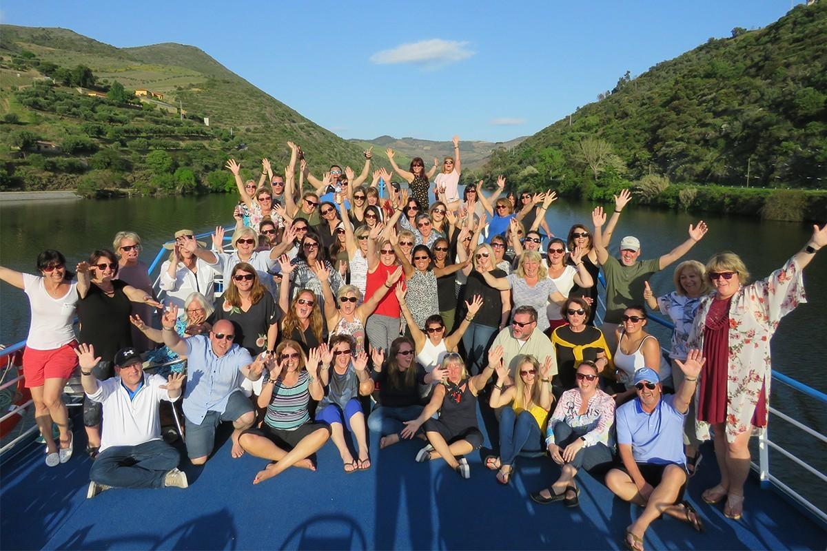 TDC récompense ses meilleurs conseillers avec un voyage au Portugal