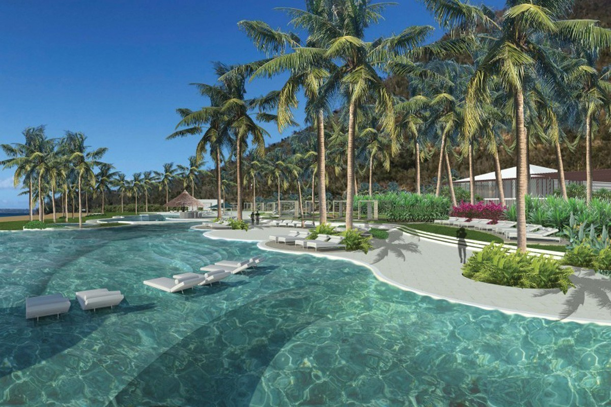 PHOTOS : Secrets St. Martin Resort & Spa ouvrira en 2020