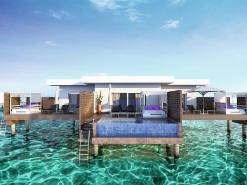 PHOTOS : RIU ouvre deux nouveaux hôtels aux Maldives