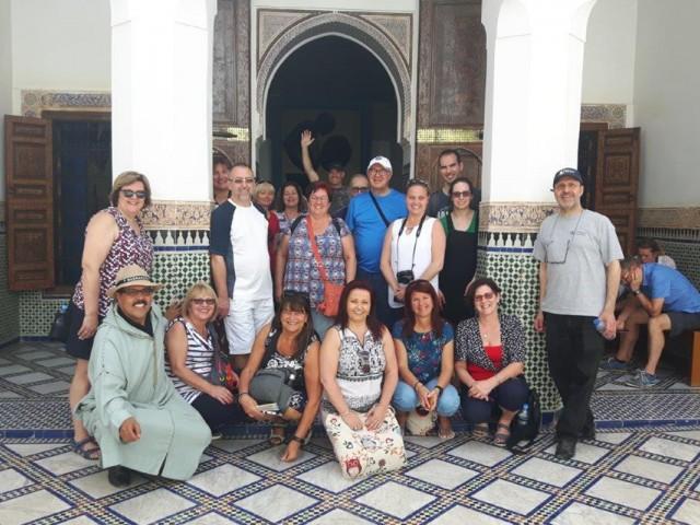 Tours Cure-Vac : de retour d'un éducotour au Maroc