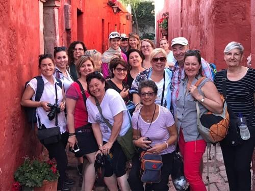 Éducotour de Sentiers du Monde  : « Un voyage extraordinaire » au Pérou