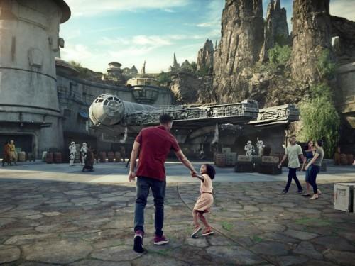 Star Wars: Galaxy's Edge ouvre officiellement à Disneyland