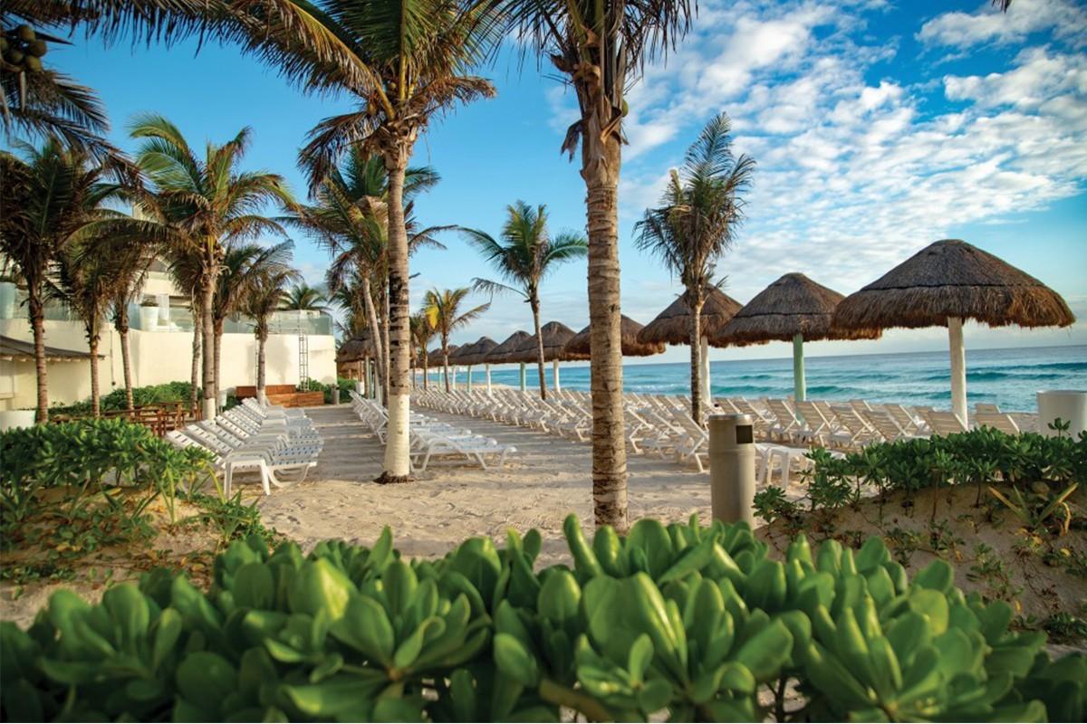 PHOTOS : AMResort a ouvert son premier hôtel Now à Cancún