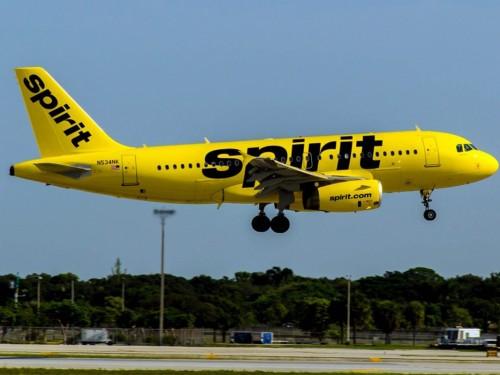 Spirit Airlines songe à desservir le Canada