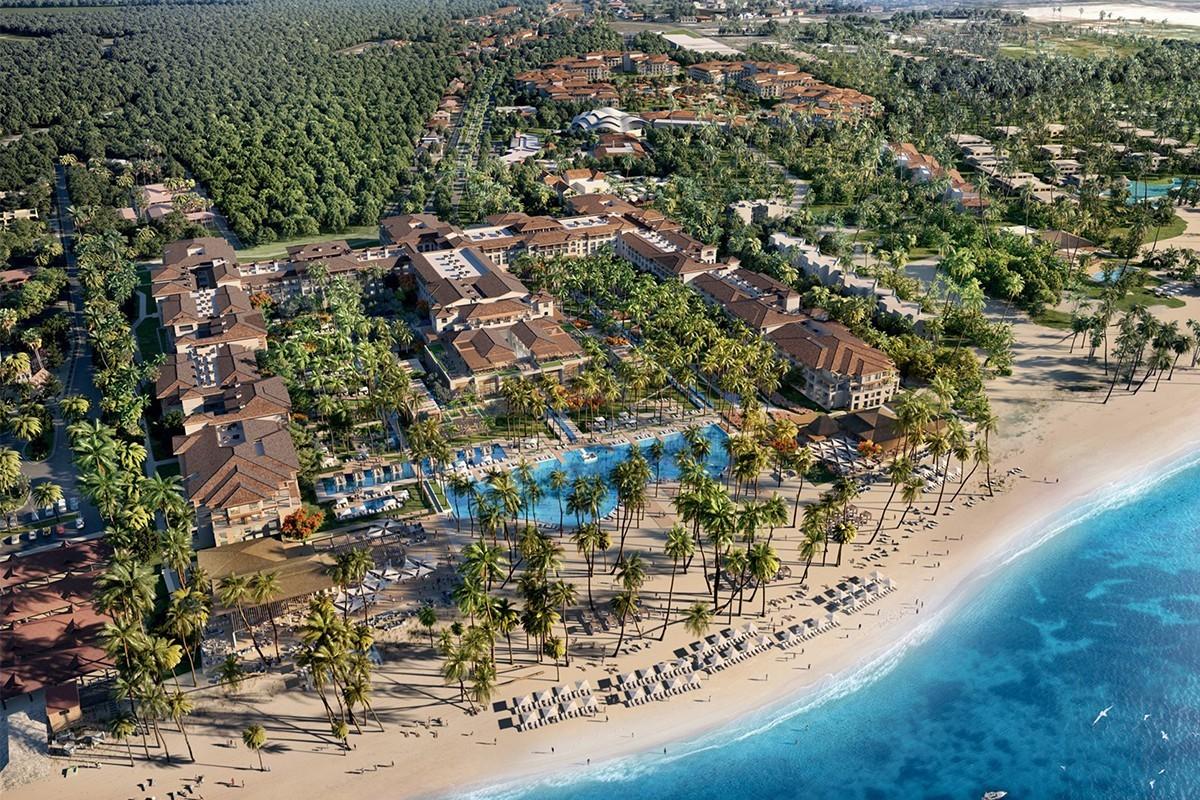 PHOTOS : le mega resort Lopesan accueille ses premiers clients à Punta Cana