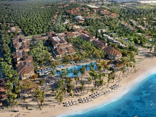 PHOTOS : le mega resort Lopesan accueille ses premiers clients à Punta Cana