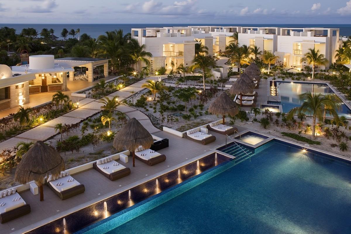 PHOTOS : le Beloved Playa Mujeres désormais réservé uniquement aux couples
