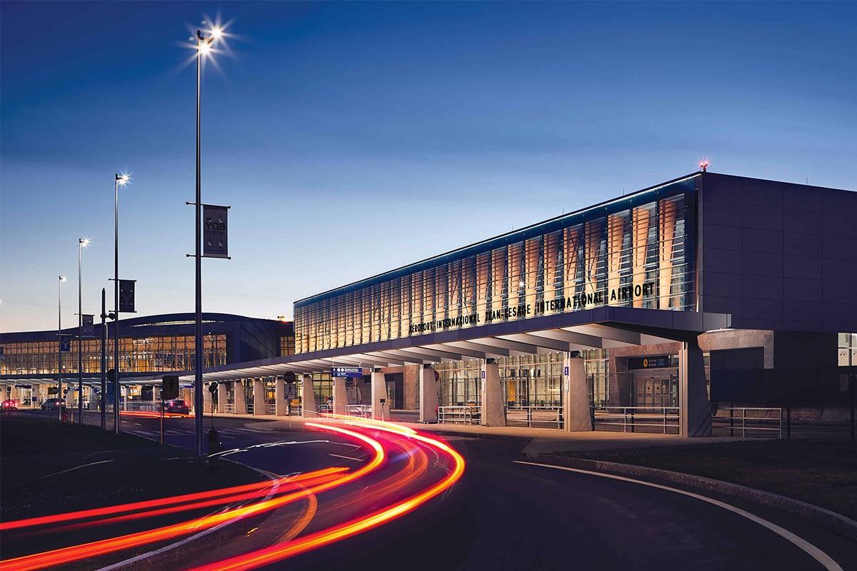 L'aéroport de Québec en plein essor ; 7 questions à Carmen Casal
