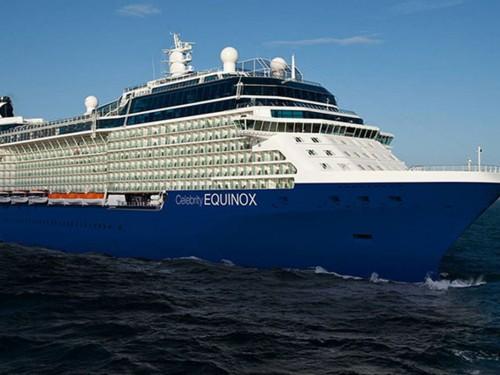 Le Celebrity Equinox a repris la mer après sa métamorphose