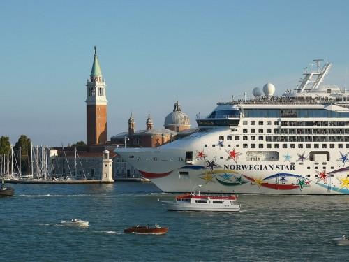 Venise : la CLIA demande l'aménagement d'un itinéraire alternatif